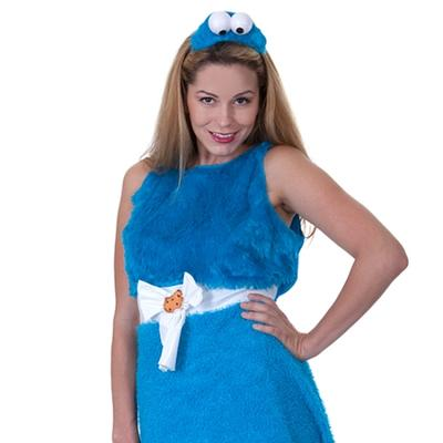 Sassy Cookie Monster Costume  sc 1 st  TheGagSource.com & TheGagSource.com - Number 1 source for gags - Sassy Cookie Monster ...